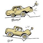 car bumps