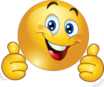 clipart-two-thumbs-up-happy-smiley-emoticon-256x256-eec6