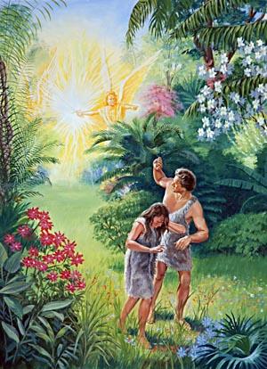 Cherubim and seraphim names and roles of angels part 1 for Adan y eva en el jardin de eden