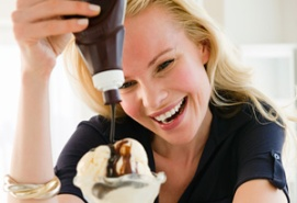 20100830-woman-ice-cream-happy-300x205
