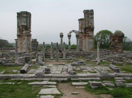 ruin philippi