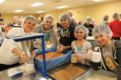 feed starving children vol
