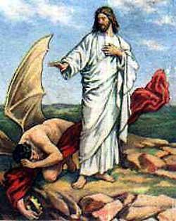 j. denies satan