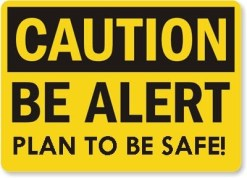 CautionBeAlert